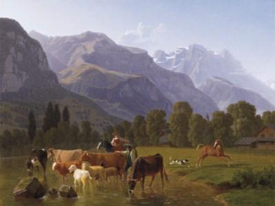JOHANN JAKOB BIEDERMANN (1763-