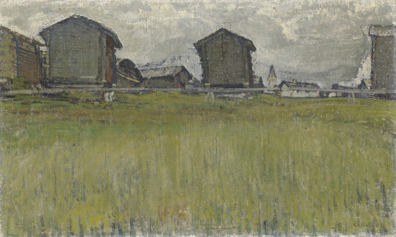 EDOUARD VALLET (1876-1929)
