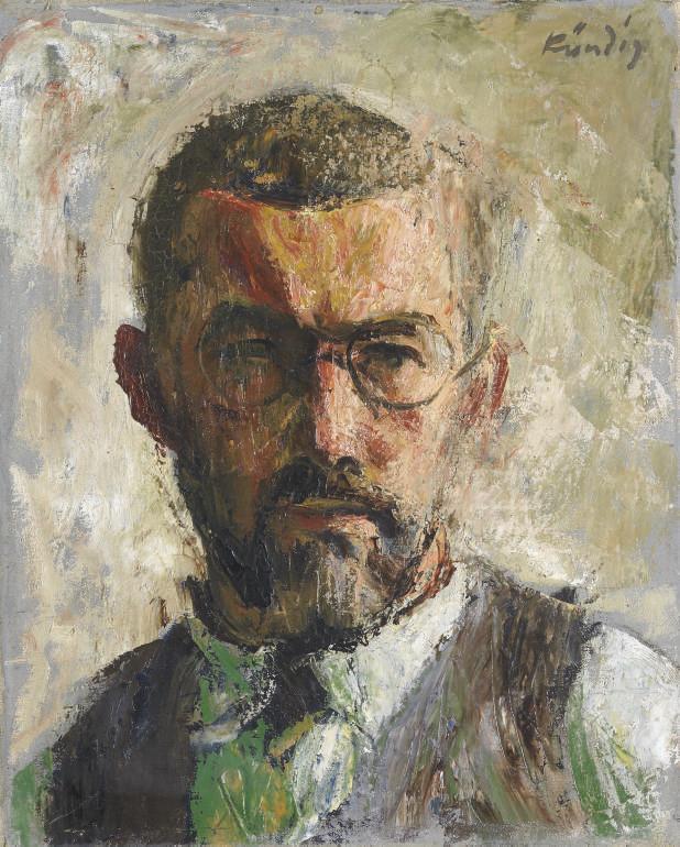 REINHOLD KÜNDIG (1888-1984)