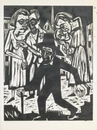 'Der Fremde', 1924/25