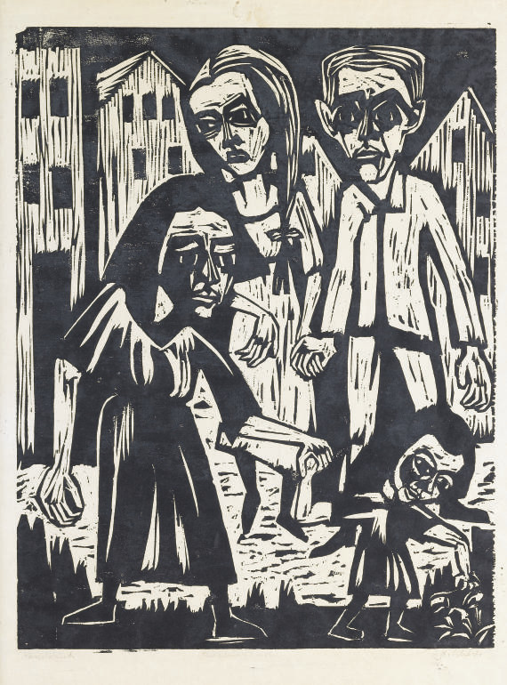 'Frühlingsnacht', 1925