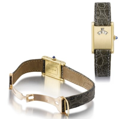 Cartier. An extremely fine and