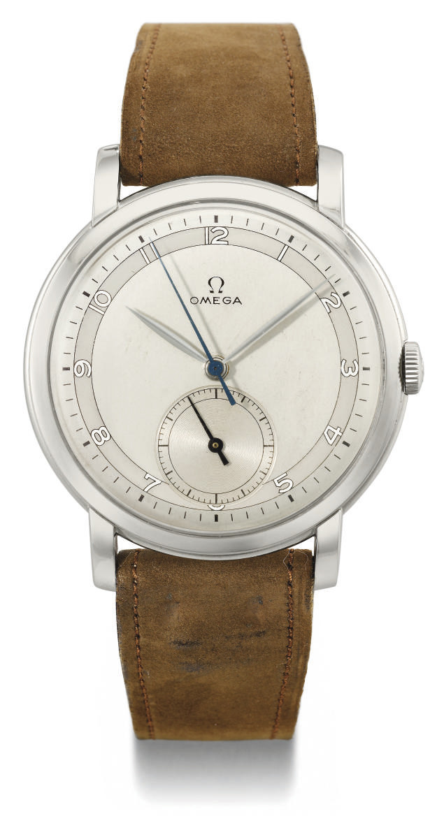 Omega. A very rare and unusual