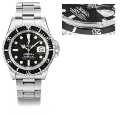 Rolex, made for Tiffany & Co.