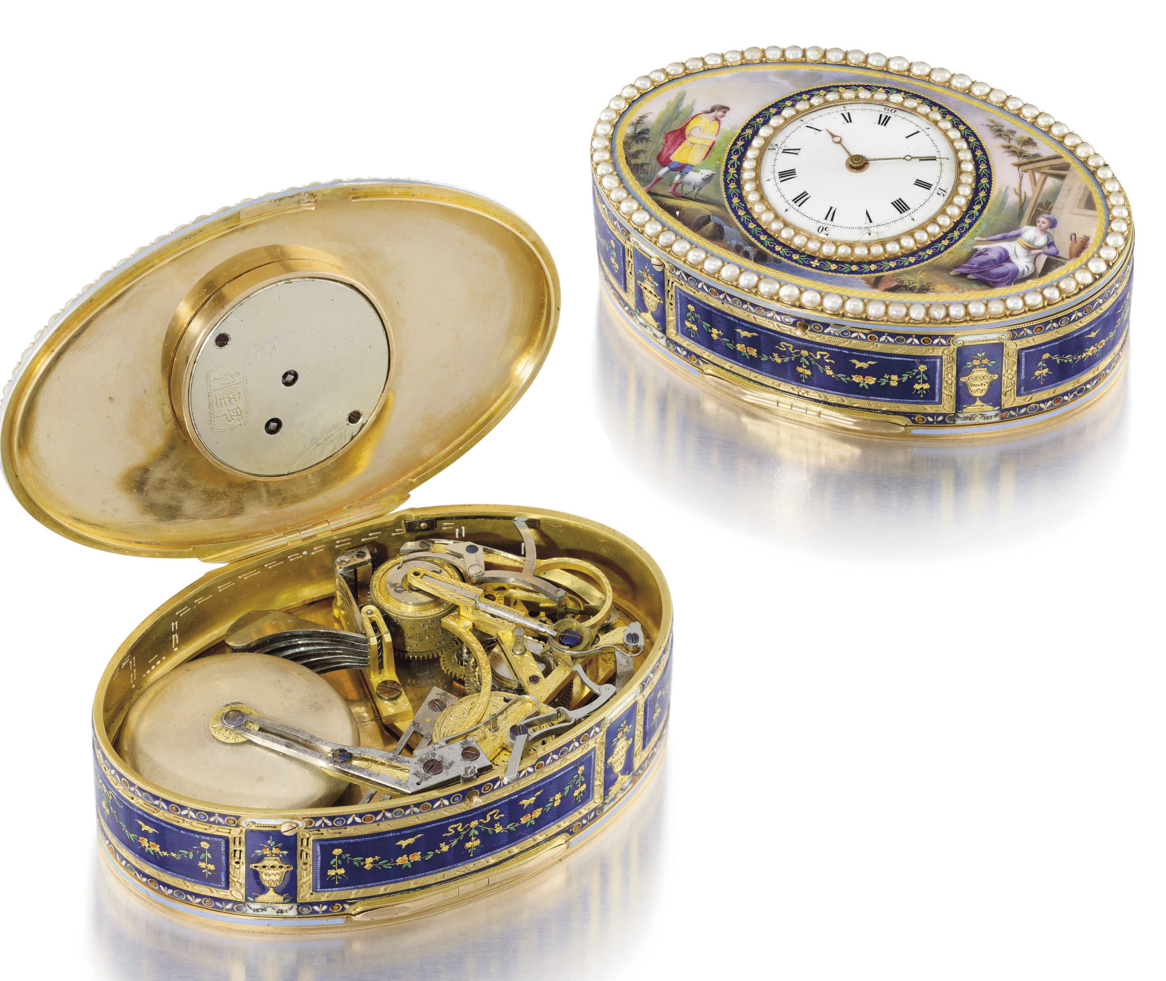 Swiss, attributed to Jaquet Dr