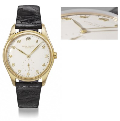 Patek Philippe. A extremely fi