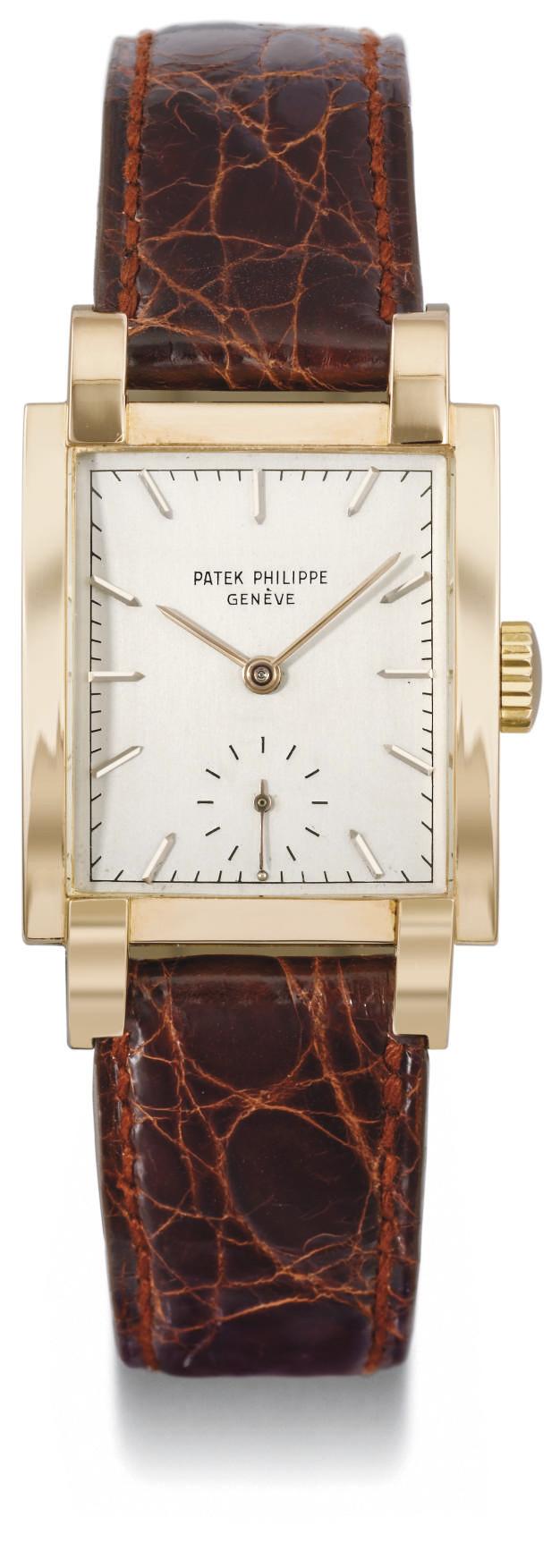 Patek Philippe. A fine and rar