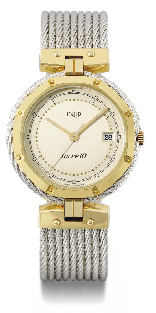 Fred. A stainless steel and 18