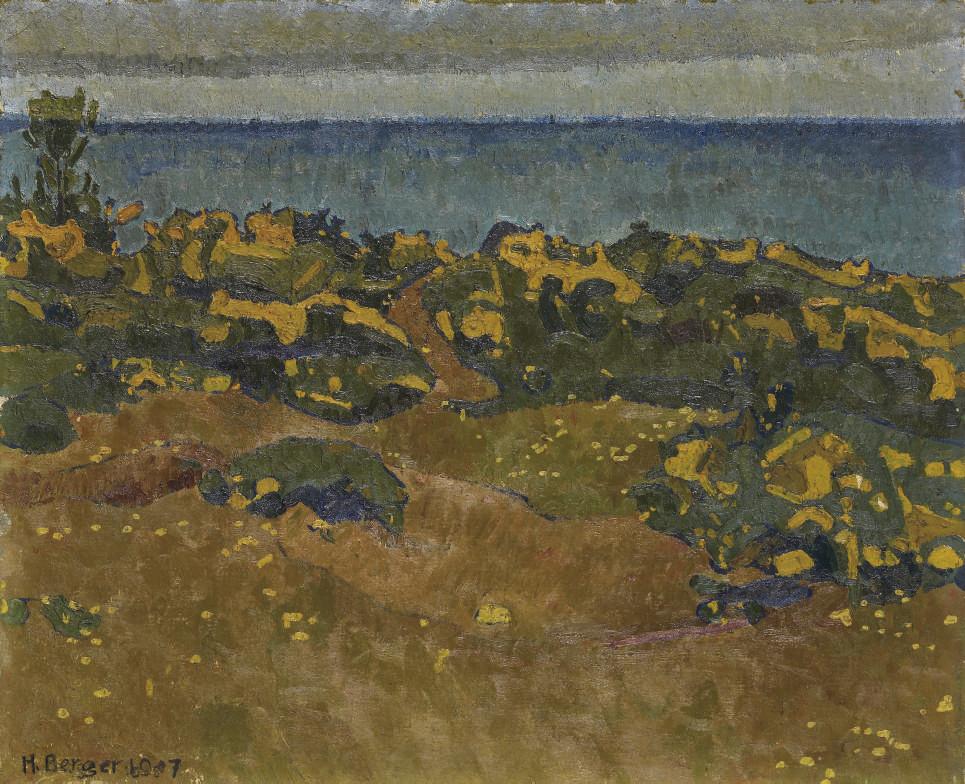 Landschaft, 1907