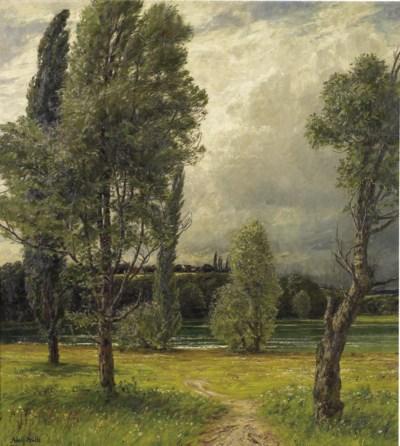 JOHANN ADOLF STÄBLI (1842-1901