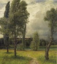 Landschaft, 1895