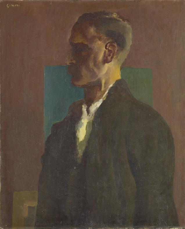 Selbstportrait, 1919