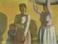 Scène espagnole, um 1933