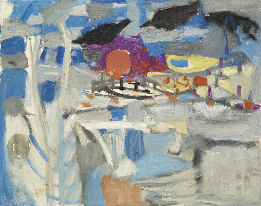 Tiefer Mond, 1957