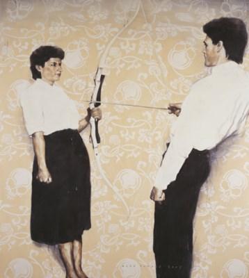 AGUS SUWAGE (b. Indonesia 1959
