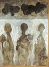 Tiga Petani (Three farmers)