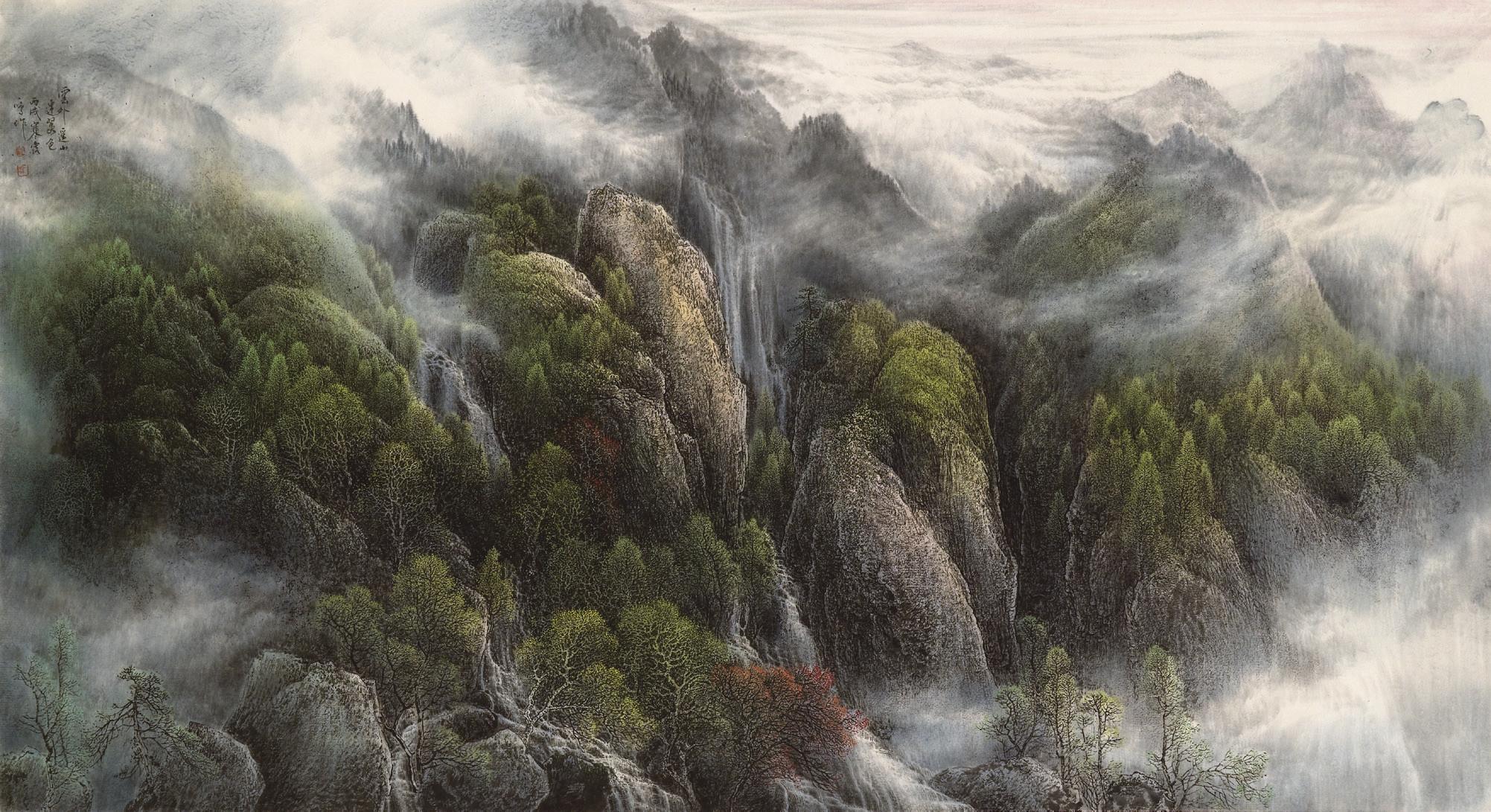 FENG YIMING (BORN 1965)