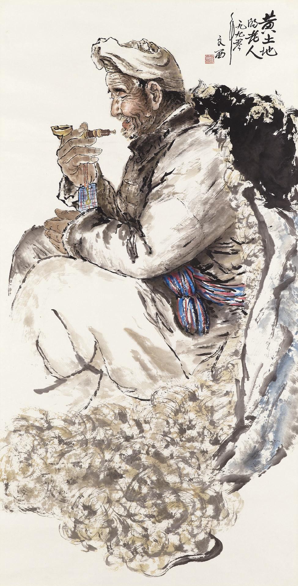 LIU WENXI (BORN 1933)
