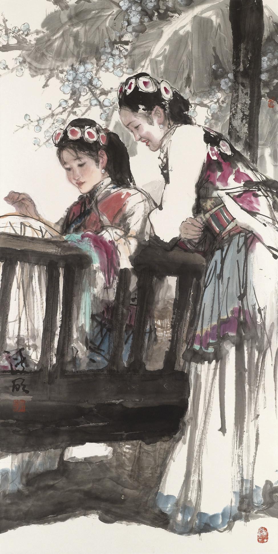 CHEN ZHENGMING (BORN 1941)