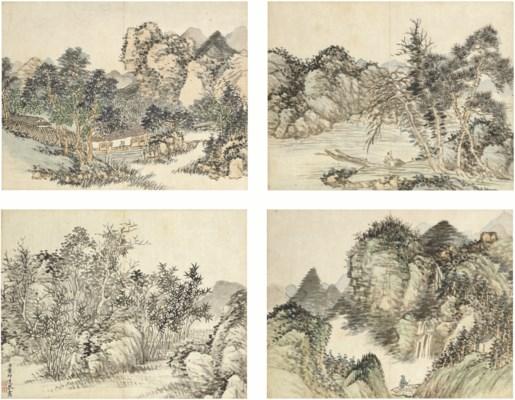 DONG BANGDA(1699-1769)