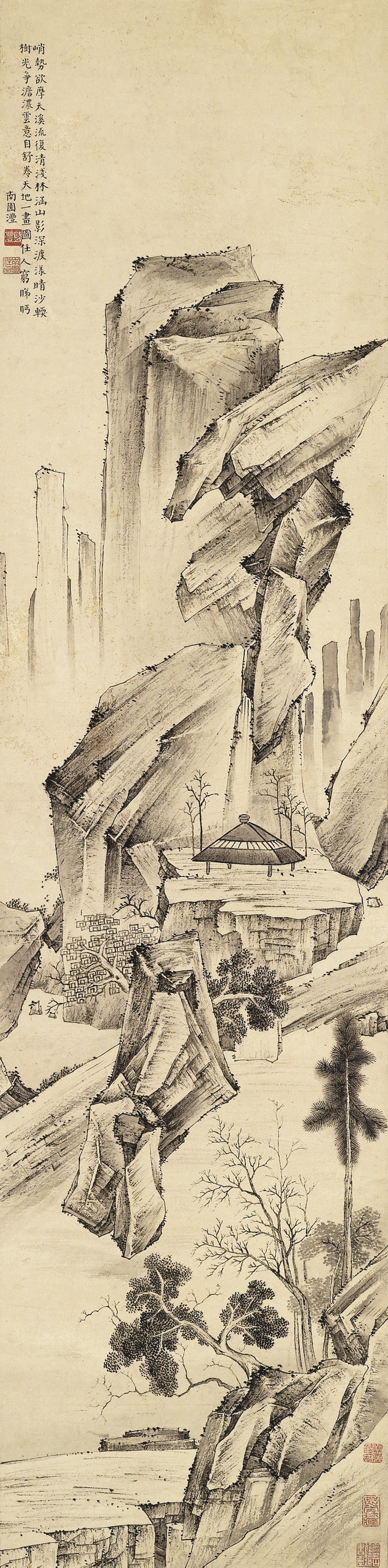 QIAN LI(1740-1795)