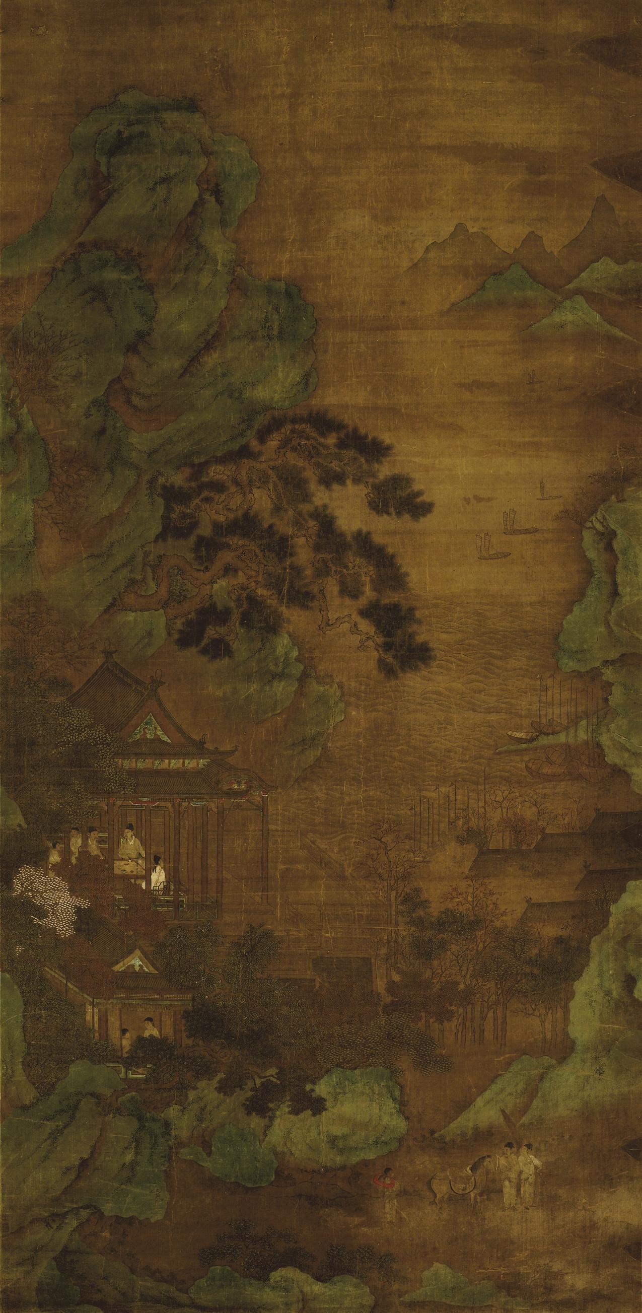 QIU YING (CIRCA 1495-1552, ATTRIBUTED TO)