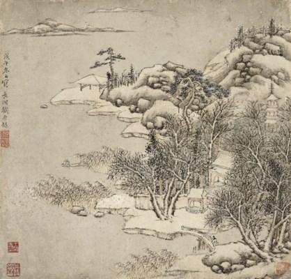 LIU YUANQI (1555-AFTER 1632)