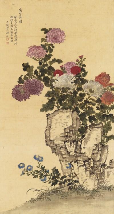 YUN BING (18TH CENTURY)