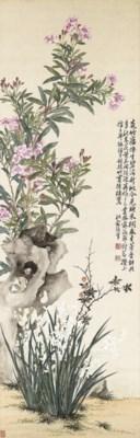 ZHANG XIN (ACTIVE 1781-1820)
