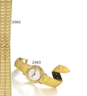 ULYSSE NARDIN  18K GOLD WATCH