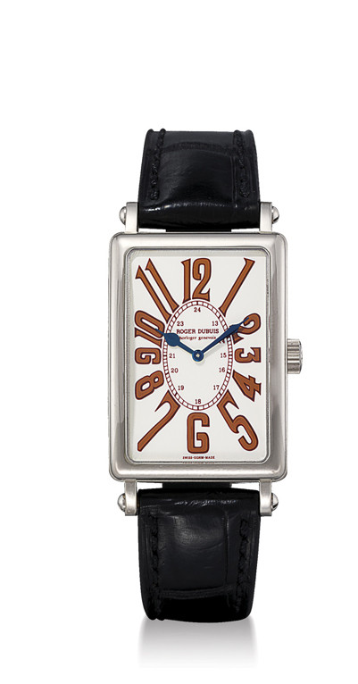 ROGER DUBUIS,