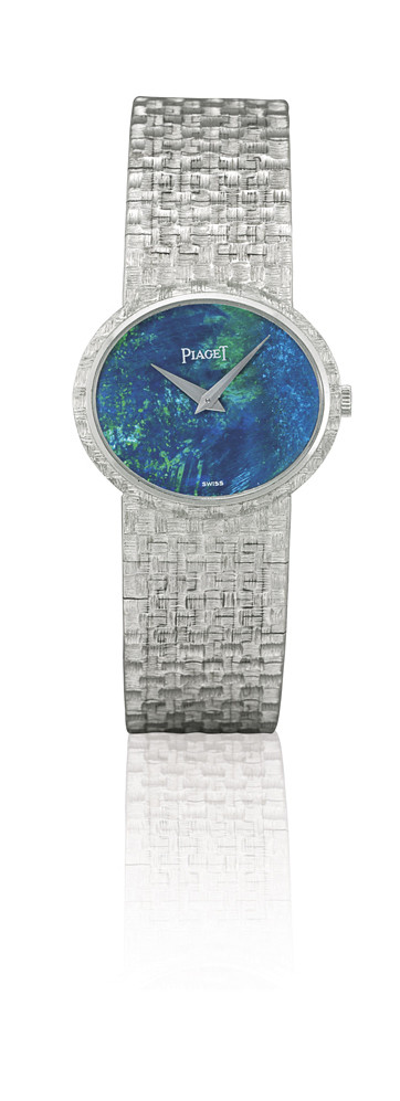 PIAGET  LADY'S 18K WHITE GOLD