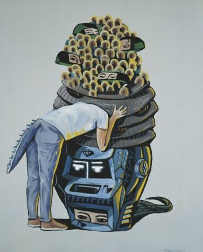 EKO NUGROHO (b. Indonesia 1977