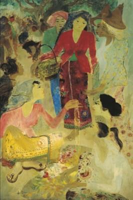 HENDRA GUNAWAN (Indonesia 1918