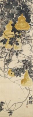 WU CHANGSHUO (1844 - 1927)