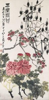QI BAISHI (1863 - 1957)