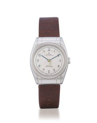 ROLEX, REF. 3599 HOODED BUBBLE