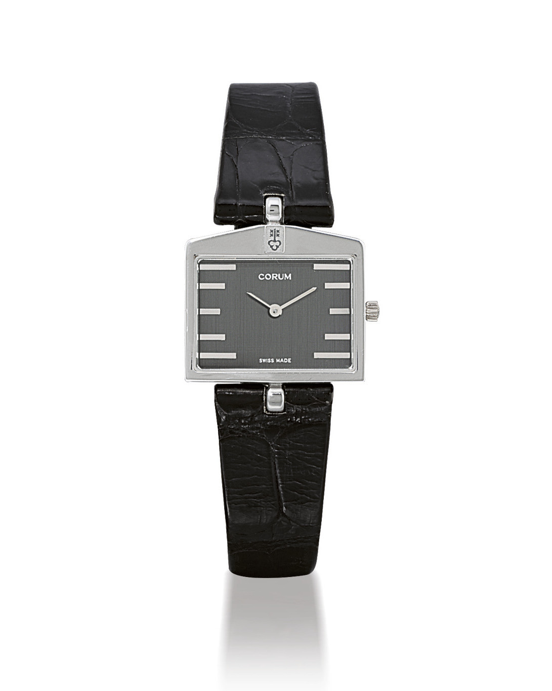CORUM  WHITE GOLD QUARTZ LADY'