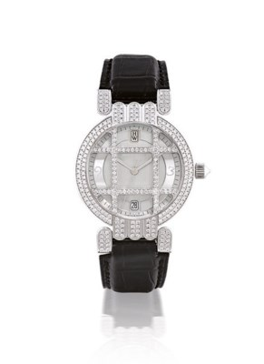 HARRY WINSTON  WHITE GOLD AND