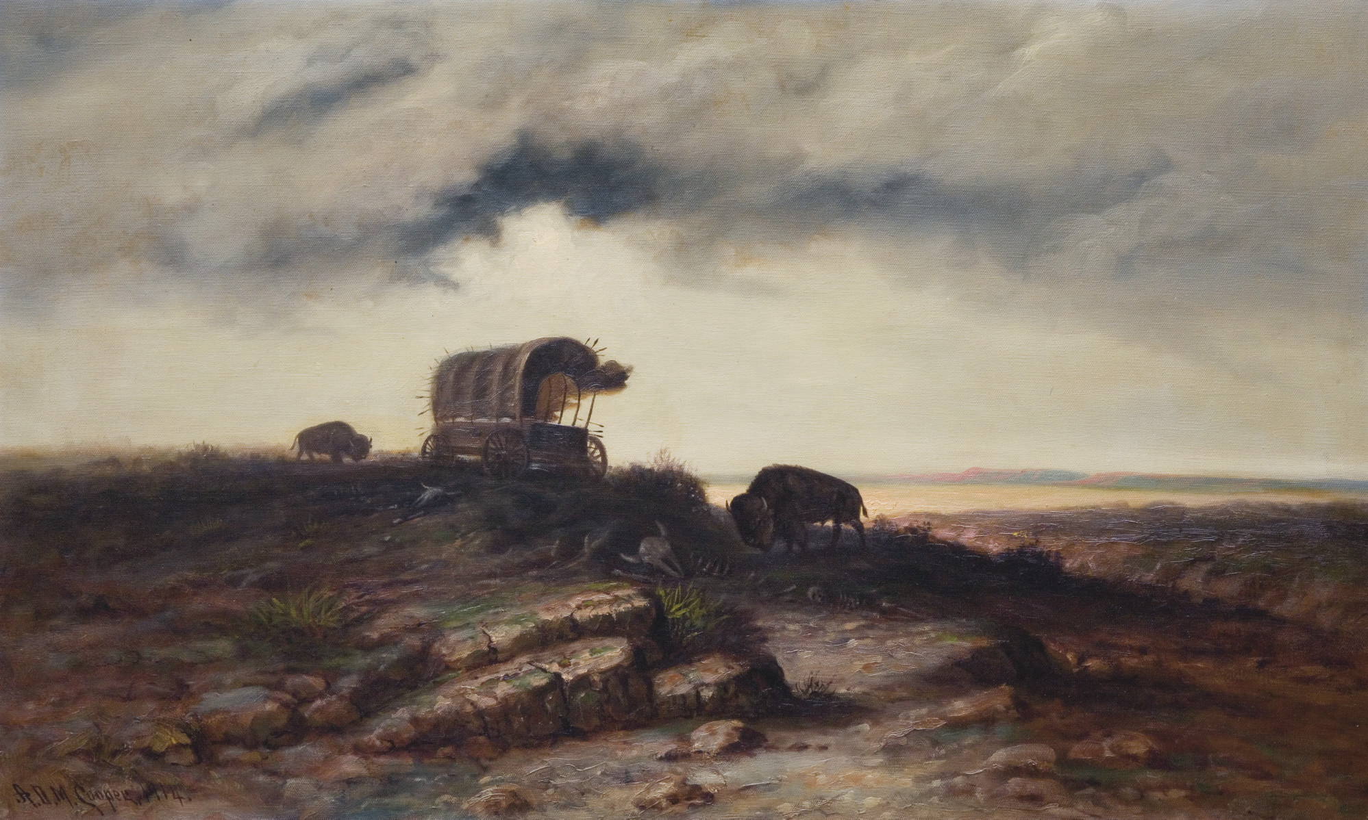 Astley David Montague Cooper (