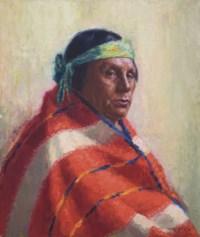 Chief Herrera, Teusuque Indian