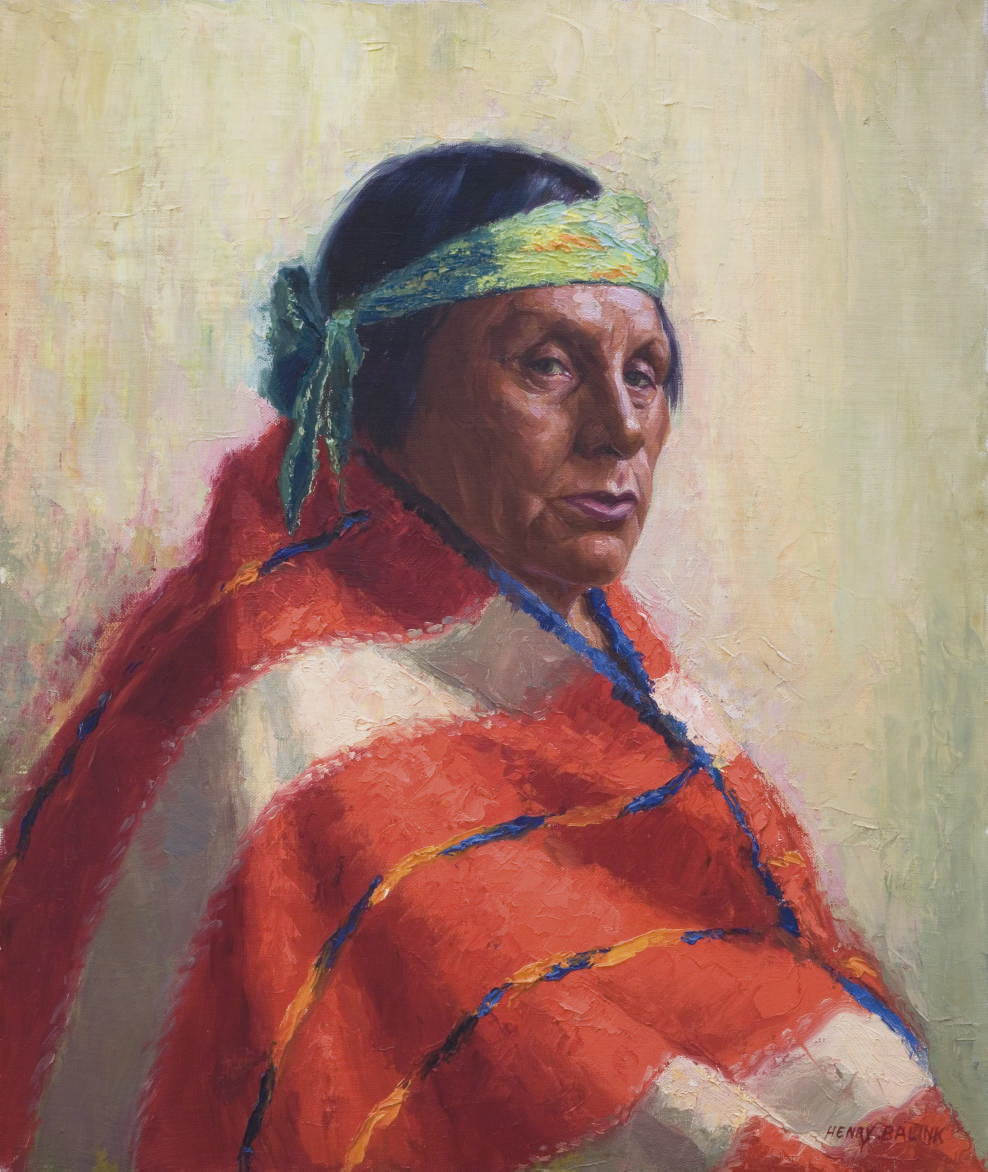 Chief Herrera, Teusuque Indian