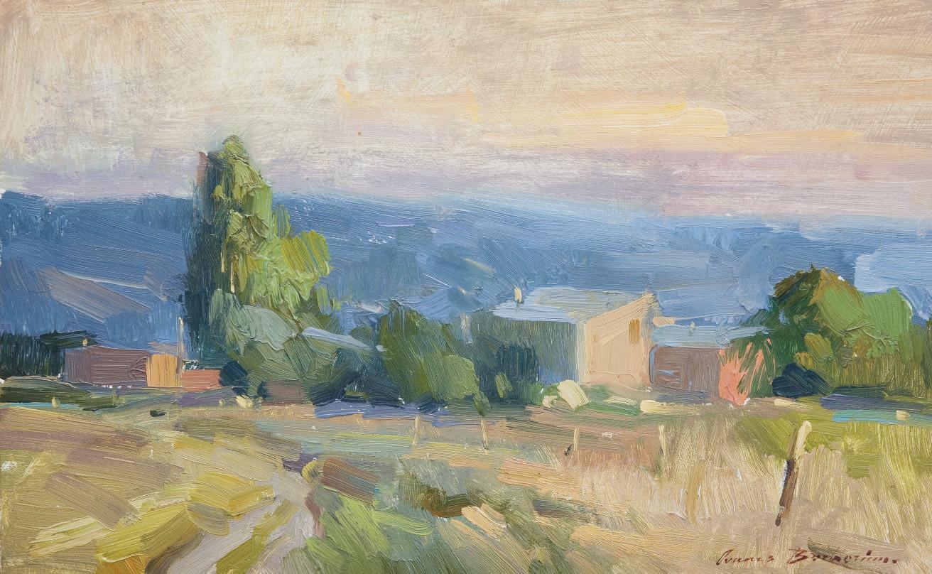 Ovanes Berberian (B. 1951)