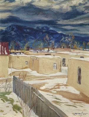 Walter Ufer (1876-1936)