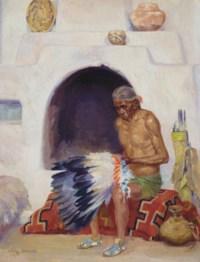 War Chief of Zuni
