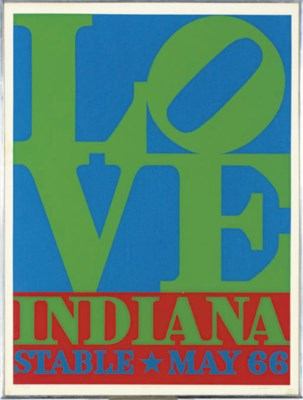 After Robert Indiana (AMERICAN