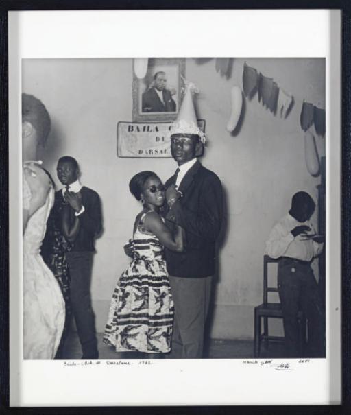 Malick Sidibe (MALIAN, b. 1936