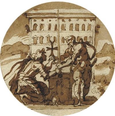Jacopo Zucchi (Florence circa
