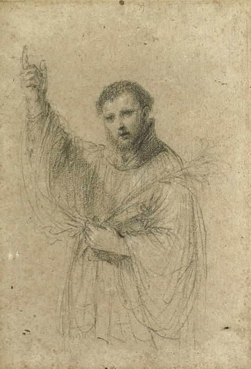 Giovanni Francesco Barbieri, Il Guercino (Cento 1591-1666 Bologna)