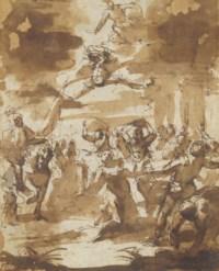 The Martyrdom of Saint Stephen